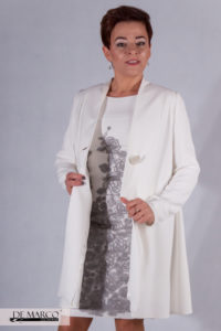 płaszcz do sukienki