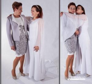 Modne sukienki dla mamy wesela 2019. Szycie sukienek weselnych i ślubnych