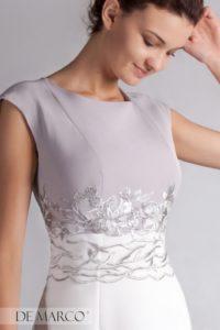 Sukienka na wesele dla mamy pana młodego / pani młodej
