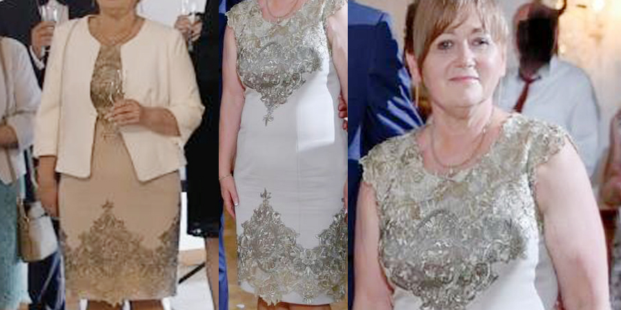 Sukienka anastazja z De Marco