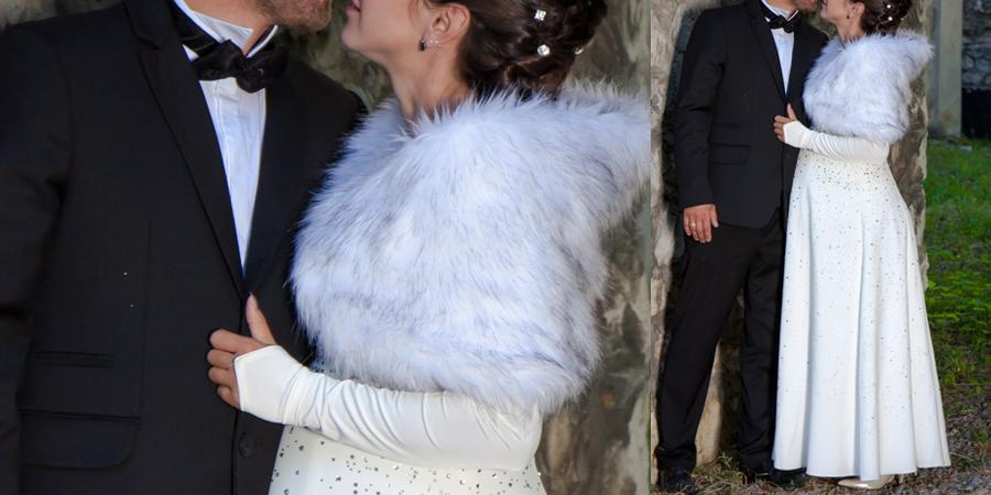 Projektowanie i szycie na miare sukieni ślubnych
