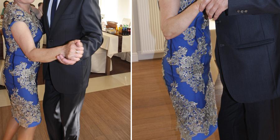 Sukienka na wesele szyta on-line w De Marco