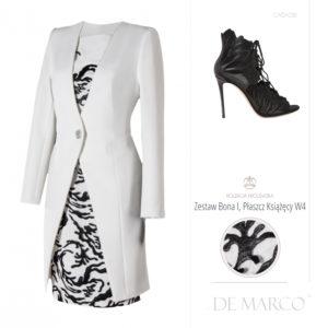 Zestawy sukienka z płaszczem na wesele. sklep internetowy
