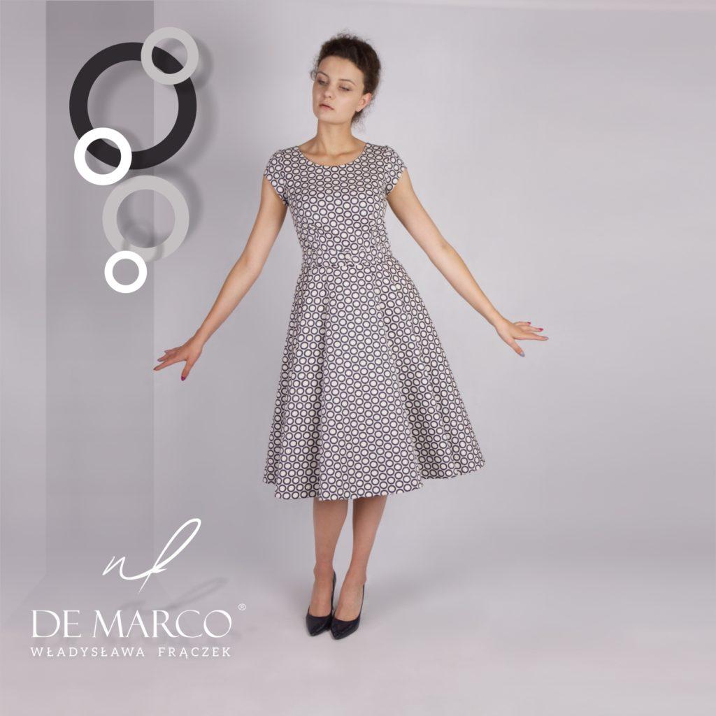 Ekskluzywne sukienki dla mamy weselnej. Szycie na miarę w Atelier W. Frączek we Frydrychowicach