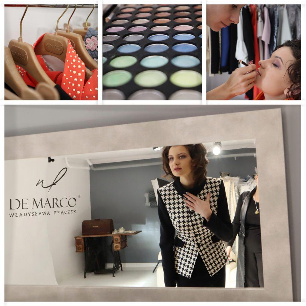 Cały Czas pracujemy nad NOWĄ KOLEKCJĄ. Już wkrótce będzie ją można obejrzeć na sklepie internetowym  :D De Marco ekskluzywna odzież damska