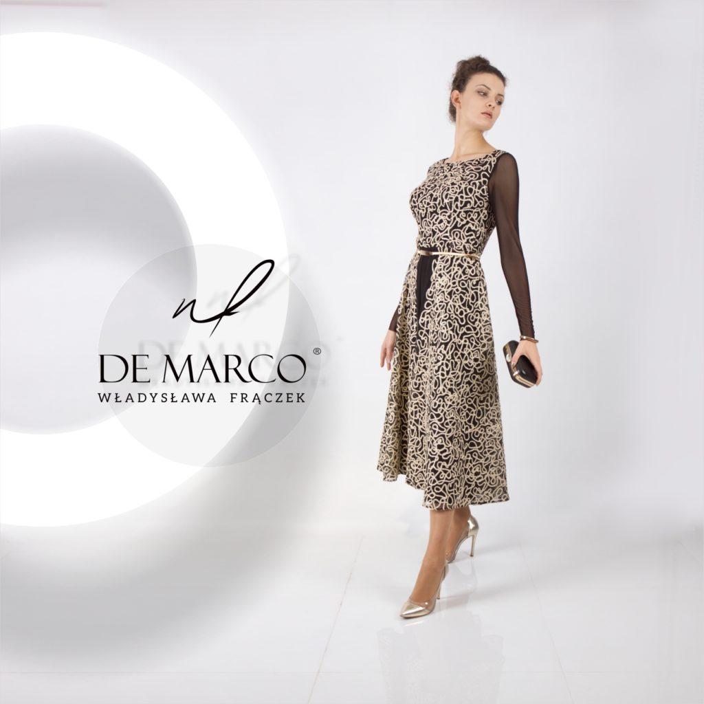 Jaką suknie wybrać na bal charytatywny? Wieczorowe stylizacje na uroczystość w eleganckim lokalu, Sukienki do opery. Sklep De Marco