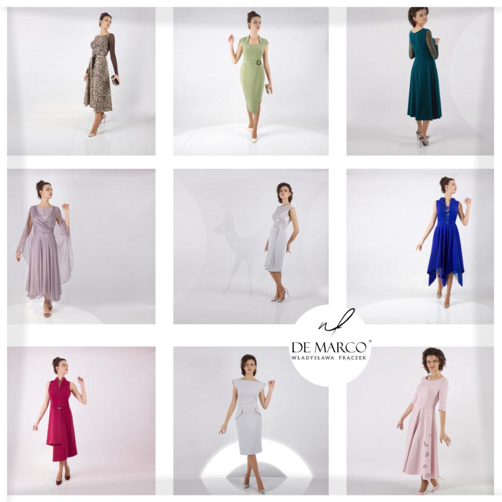 Sklep od projektanta mody z Małopolski. Salon Mody De Marco