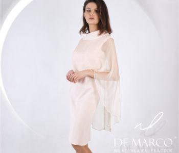 Co ubrać na przyjęcie weselne? Ślub w sierpniu 2020. Najmodniejsze suknie dla Mamy.