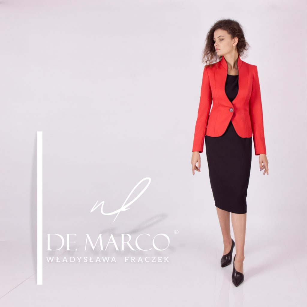 Eleganckie kostiumy damskie De Marco
