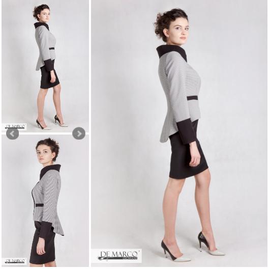 Eleganckie Stylizacje biznesowe damskie, garsonki i kostiumy damskie, sklep internetowy