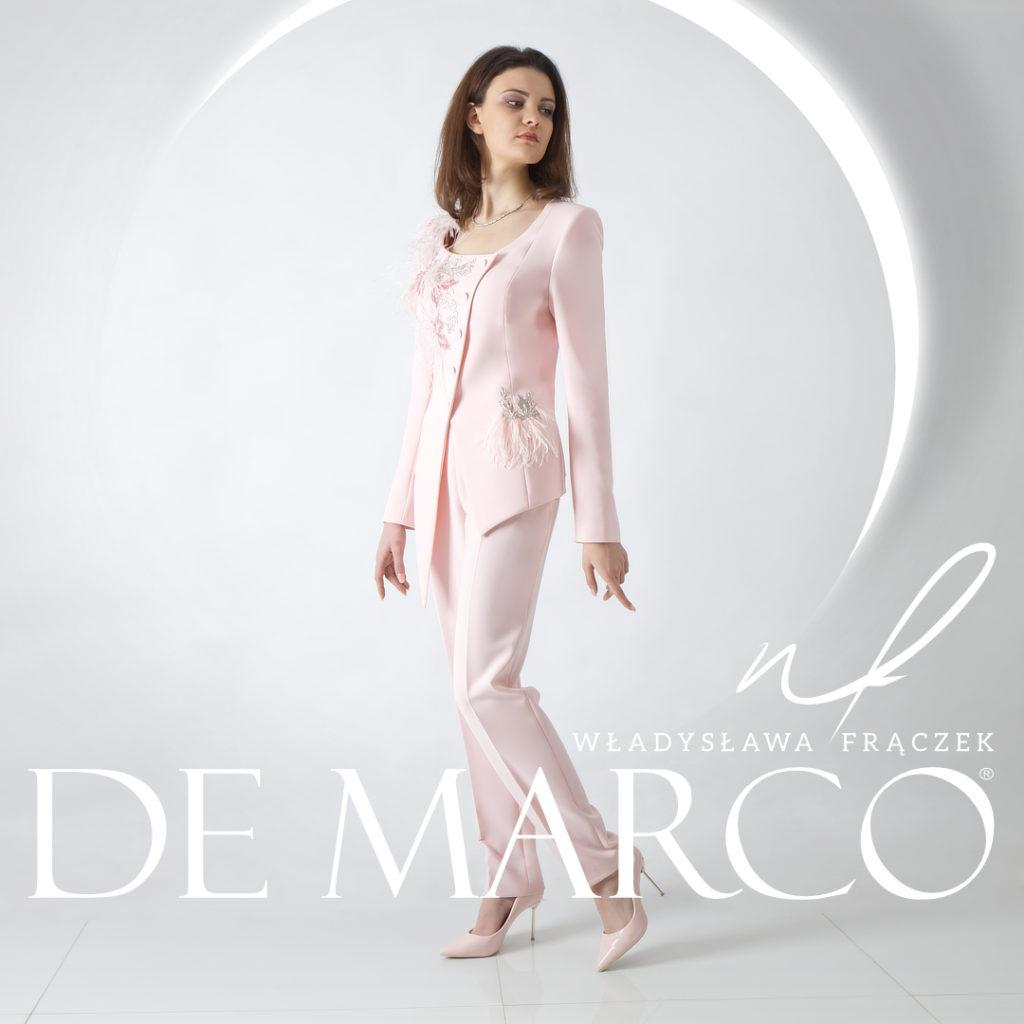 garsonka ze spodniami - De Marco