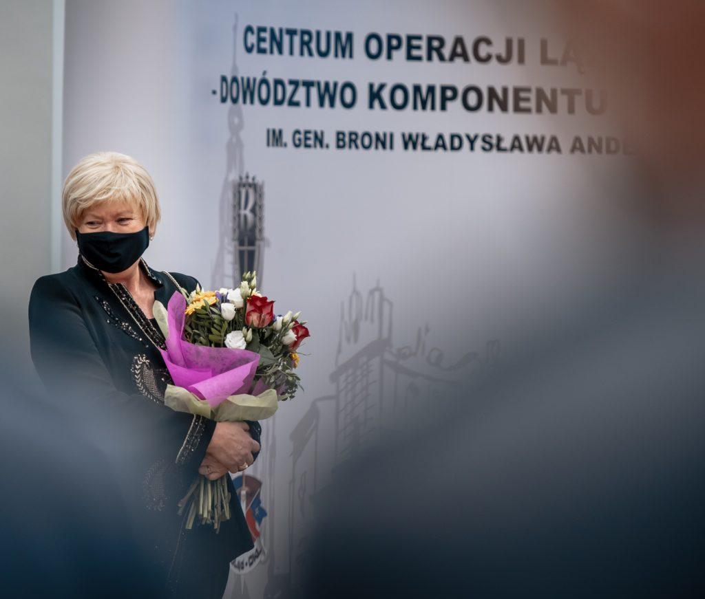 Generałowa Anna Kowalska.